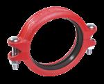Acoplamento hidráulico flexível